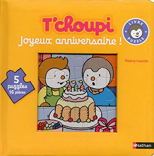 livre anniversaire 2 ans