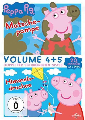 Dvd peppa pig matschepampe himmelsdrachen france jeux - Jeux de papa pig ...
