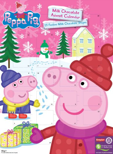 Livre 100 officiel grande de no l calendrier de l 39 avent - Peppa pig francais noel ...