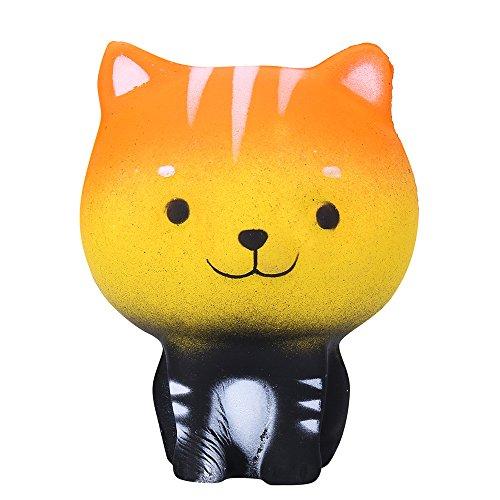 Loup Mignon Yuyoug 8 5cm Squishy Kawaii Jouet Dessin Mignon Cute